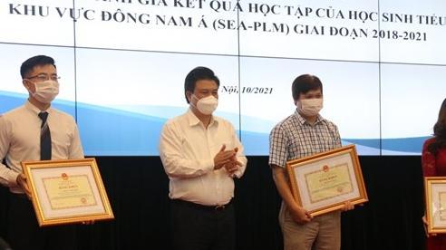 Học sinh tiểu học Việt Nam đạt kết quả vượt trội trong khu vực Đông Nam Á