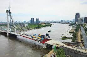 Cầu Thủ Thiêm 2 sẽ hoàn thành vào ngày 30/4/2022