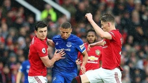 Man Utd tiếp đón Everton, Liverpool đại chiến Man City trên sân Anfield
