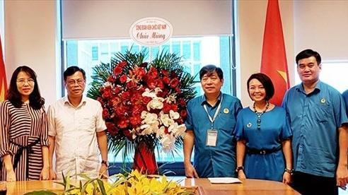 Công đoàn viên chức Việt Nam chúc mừng 71 năm thành lập Công đoàn Bộ Ngoại giao