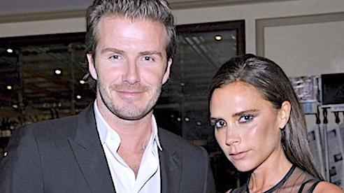 Vợ giàu có, nóng bỏng khiến Beckham không rời mắt nửa bước