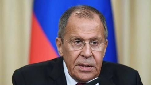 Ngoại trưởng Nga: Chính sách đối ngoại của Moscow không bị ảnh hưởng bởi hệ tư tưởng như Washington