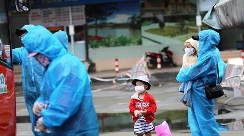 Danh sách 873 người dân Phú Yên cuối cùng được đón về quê từ Đồng Nai