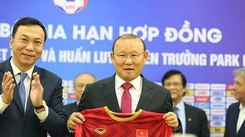 VFF lên kế hoạch đàm phán gia hạn hợp đồng với HLV Park Hang Seo
