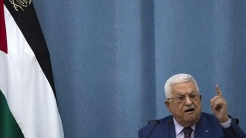 Tổng thống Palestine tuyên bố 'cứng' nếu Israel không hợp tác về giải pháp hai nhà nước