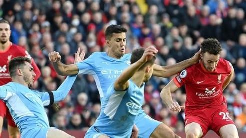 Liverpool hòa 2-2 Man City: Cuộc rượt đuổi trong trận đấu có 4 bàn thắng