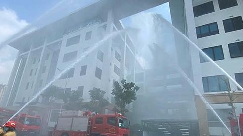 Cảnh sát phòng cháy, chữa cháy Thủ đô tiếp tục xây dựng lực lượng chính quy, tinh nhuệ, hiện đại
