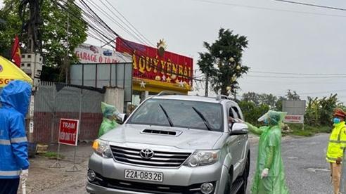 Hà Nội: Kiểm soát hơn 27.000 lượt người ra, vào thành phố