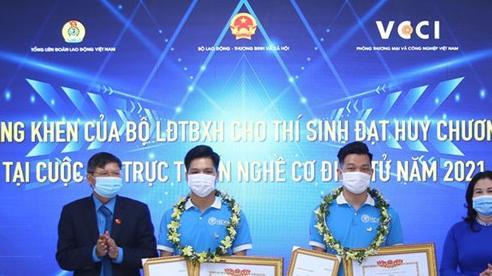 Liên kết ''3 nhà'' để nâng tầm kỹ năng lao động Việt Nam