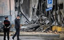 Vụ máy bay lao  vào tòa nhà Ý: Cả nhà tỉ phú Romania chết thảm