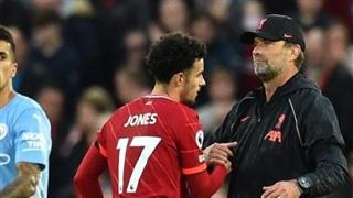 Klopp: 'Man City đã có thể trừng phạt Liverpool trong hiệp 1'