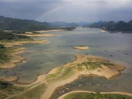 Nước về hồ thủy điện thiếu hụt, EVN đề nghị sử dụng nước tiết kiệm