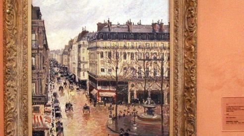 Tòa án tối cao Hoa Kỳ giải quyết tranh chấp chủ sở hữu hợp pháp cho bức vẽ của danh họa Pissarro