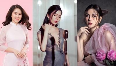 Những sao nữ Việt có bạn trai kém tuổi và nhan sắc ngày càng thăng hạng