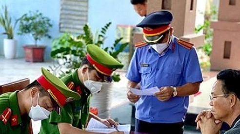 Nghệ An: Bắt nguyên Chủ tịch, cán bộ địa chính xã do sai phạm trong lĩnh vực đất đai