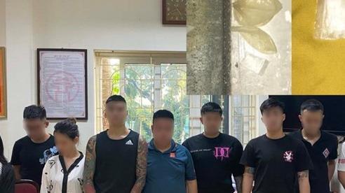 Hà Nội: Nam thanh niên 9X thuê chung cư hạng sang cùng nhóm bạn tổ chức 'đại tiệc' ma túy
