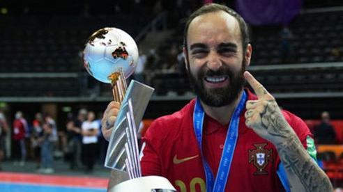 Đẳng cấp 'ông hoàng' futsal thế giới