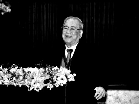 Nguyên Thứ trưởng Thường trực Bộ Tài chính Phạm Văn Trọng qua đời