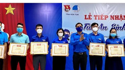 Gần 7 nghìn túi an sinh được trao đến người dân Kon Tum