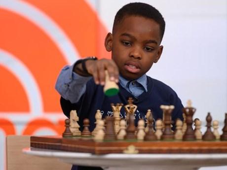 Hành trình thú vị thành kiện tướng cờ vua Mỹ của một em bé tị nạn