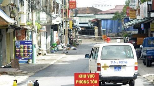 Quảng Trị: TP Đông Hà chuyển sang Chỉ thị 15 từ 0 giờ ngày 7/10