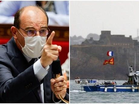 Pháp cảnh báo xem xét lại các thỏa thuận song phương với Anh