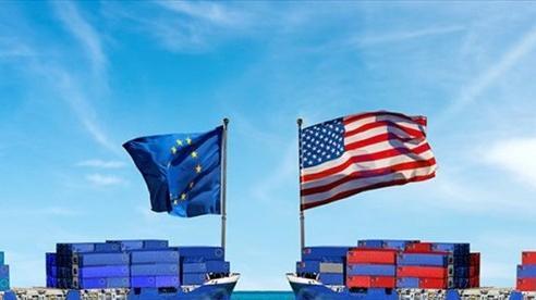 Mỹ-EU: Hợp tác gần, hợp sức xa