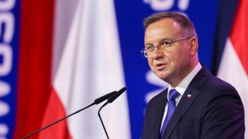 Gọi Dòng chảy phương Bắc 2 là 'sai lầm chiến lược', Tổng thống Ba Lan kêu gọi NATO, EU làm điều này