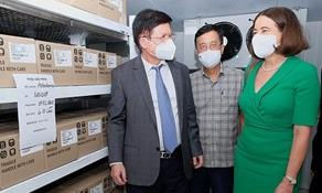 Australia cam kết hỗ trợ Việt Nam 5,2 triệu liều vaccine