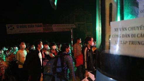 Hà Nội: Hỗ trợ hàng ngàn người từ miền Nam tìm về quê tránh dịch