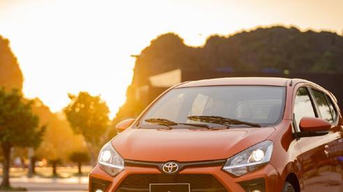 Toyota Wigo, xe cỡ nhỏ cho người mua xe lần đầu