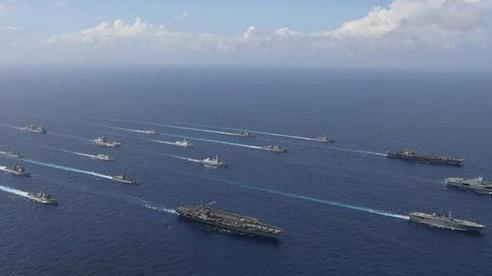 Việt Nam lên tiếng về nhóm tác chiến tàu sân bay Anh, New Zealand vào Biển Đông