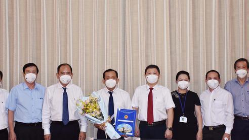 Giám đốc Bệnh viện Gia Định được bổ nhiệm làm Phó Giám đốc Sở Y tế TP HCM