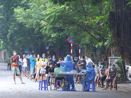 Sáng 7/10: Thành phố Hà Nội ghi nhận 2 ca mắc COVID-19 đã được cách ly