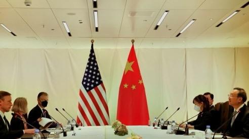 7 tháng sau cuộc gặp căng thẳng, Cố vấn An ninh Quốc gia Mỹ gặp lại Ủy viên Bộ Chính trị Trung Quốc Dương Khiết Trì