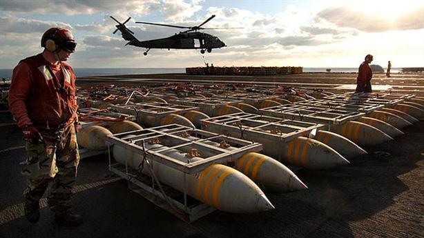 Mỹ chây ỳ tiêu hủy kho vũ khí hóa học khổng lồ