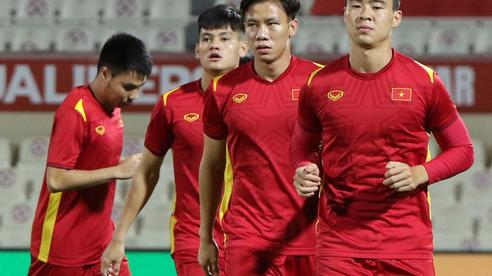 Duy Mạnh: Trung Quốc là đội bóng mạnh, nhưng chúng tôi có lối chơi riêng để khắc chế