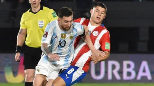 Messi 'tịt ngòi', Argentina đứt mạch toàn thắng tại vòng loại World Cup