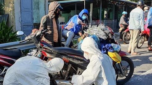 Đà Nẵng hỗ trợ tối đa cho người dân di chuyển qua thành phố