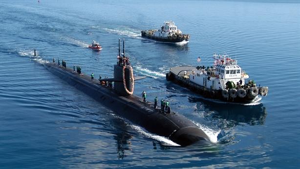 Báo Mỹ nói lại vụ va chạm khủng khiếp hơn USS Connecticut