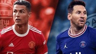 Ronaldo có tài sản ròng nửa tỷ USD, bỏ xa Messi