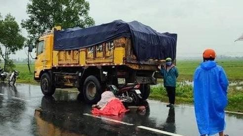 Một người đàn ông bị tai nạn tử vong khi trên đường về quê