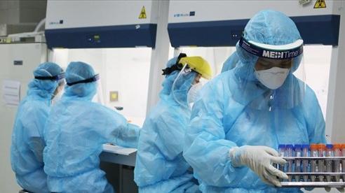 Ngày 8/10, Việt Nam ghi nhận 4.806 ca nhiễm mới