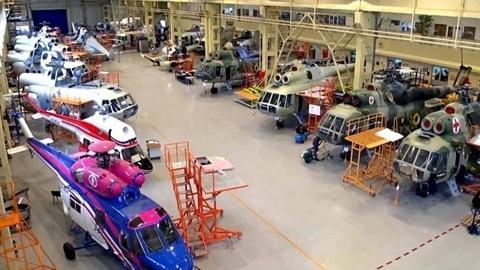 Motor Sich Ukraine đòi... quyền sử dụng thương hiệu trực thăng Mi