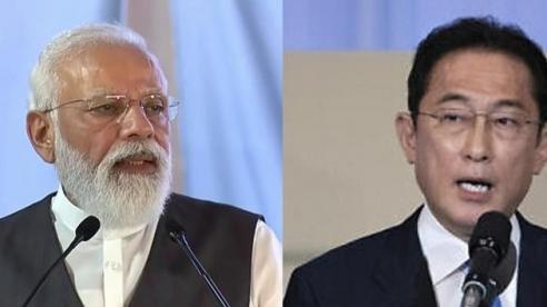 Tân Thủ tướng Nhật Bản lần đầu tiên điện đàm với lãnh đạo Ấn Độ và Trung Quốc