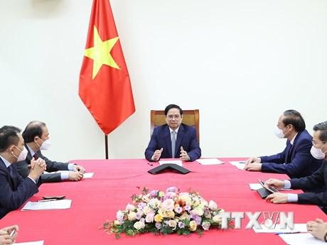 Mỹ ủng hộ Việt Nam trở thành nước đi đầu khu vực về năng lượng sạch