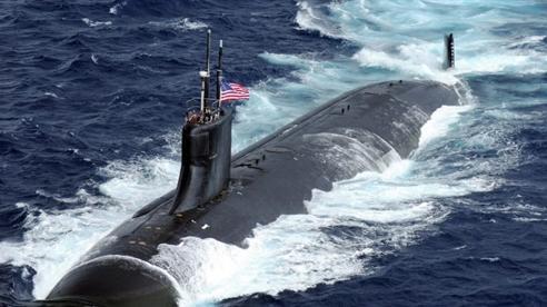 Quan chức Mỹ nói về vật thể tàu ngầm va phải