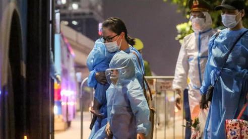 Hà Nội công bố 5 ca COVID-19 ngày 7/10, 3 ca liên quan Bệnh viện Việt Đức