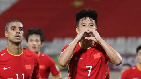 Wu Lei nói điều bất ngờ sau khi giúp tuyển Trung Quốc đánh bại Việt Nam
