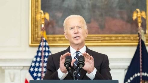 Tổng thống Mỹ Joe Biden ra tuyên bố nóng liên quan tình hình Syria